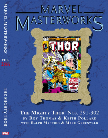 The Mighty Thor Vol. 19 (Marvel Masterworks)