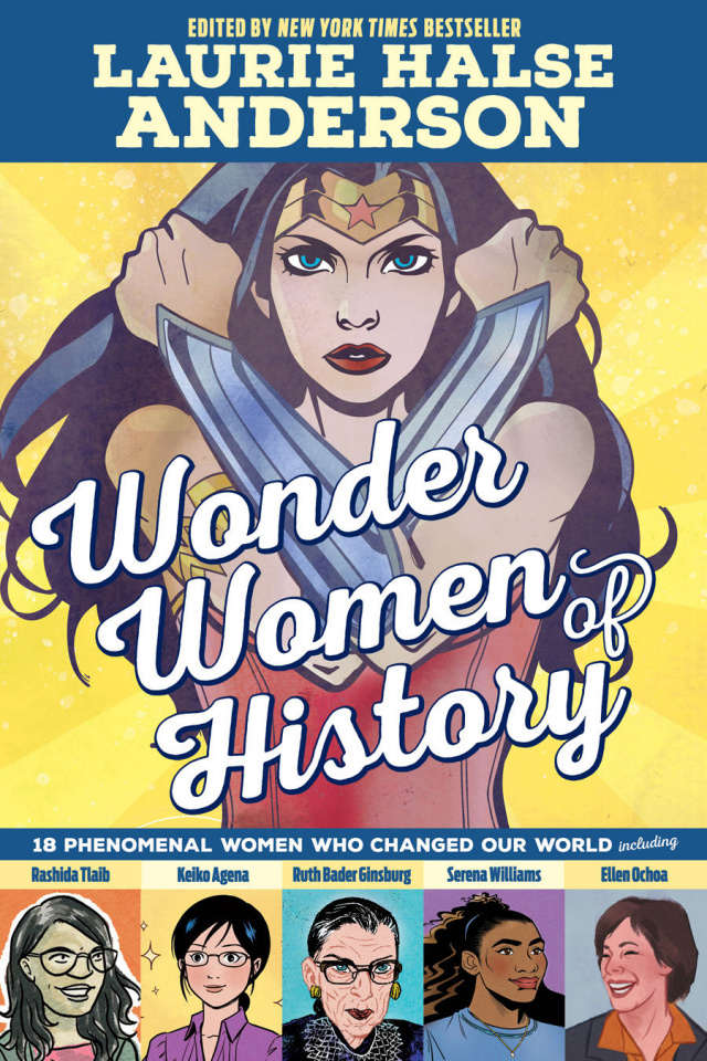 Wonder Women of History