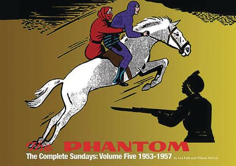 The Phantom: The Complete Sundays Vol. 5: 1953-1957