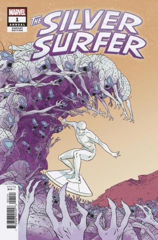 Silver Surfer Annual #1 (Martin Cover)
