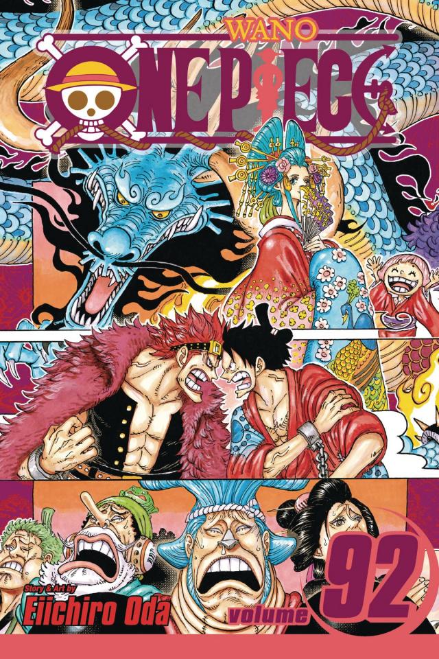 One Piece Vol. 92