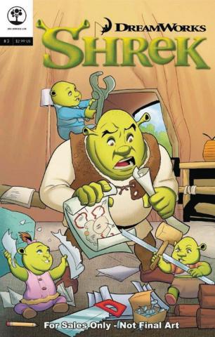 Shrek #3