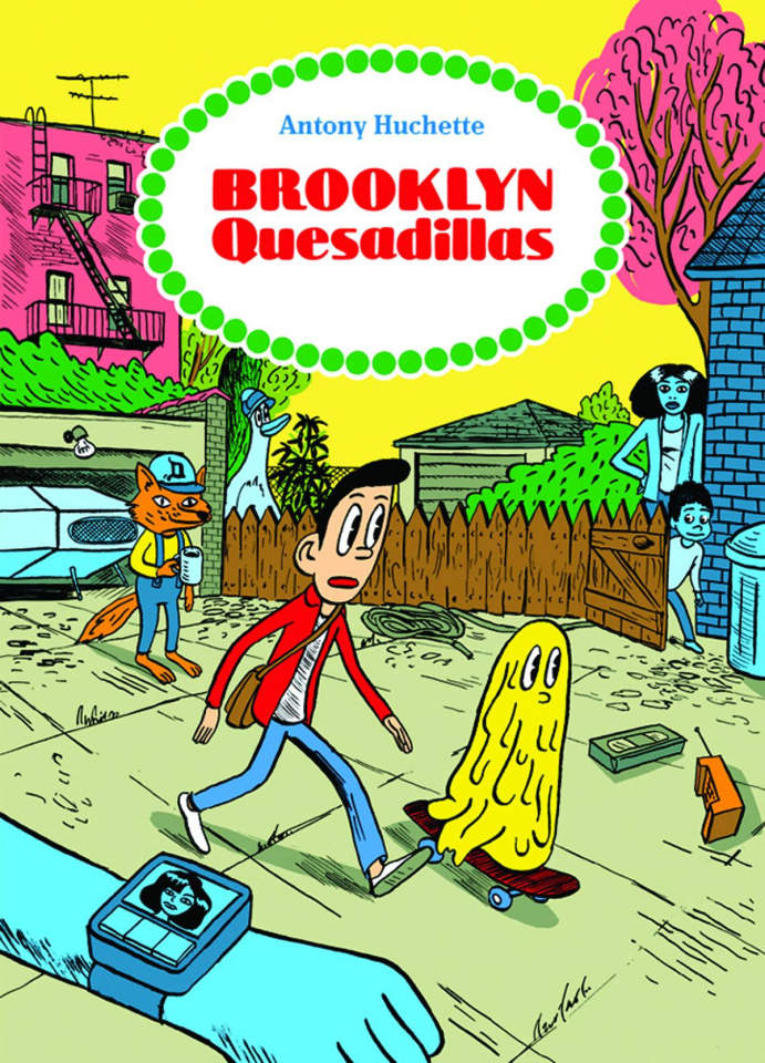 Brooklyn Quesadillas
