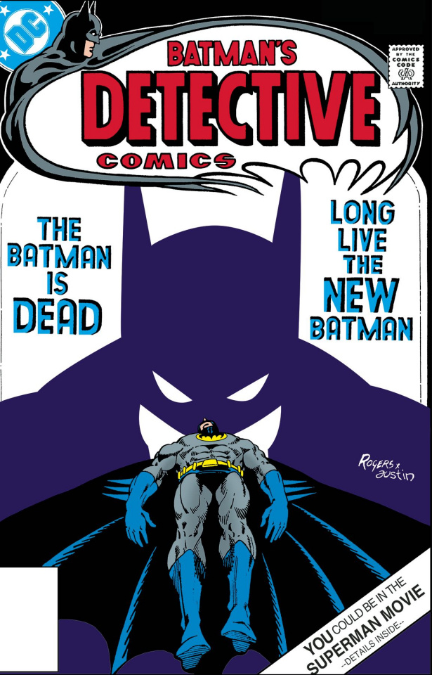 Legends of the Dark Knight by Steve Englehart