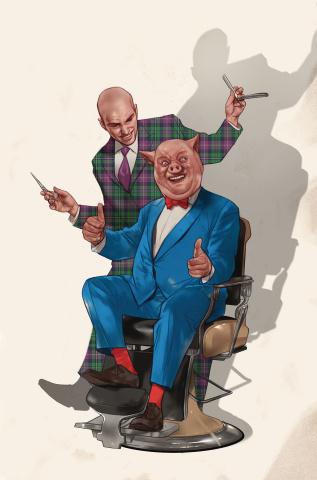 Lex Luthor / Porky Pig Special #1