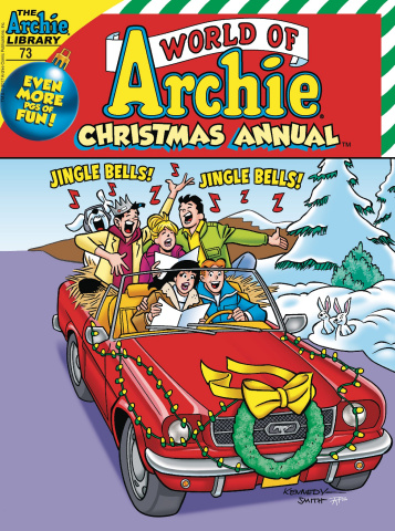 World of Archie Christmas Annual Digest #73