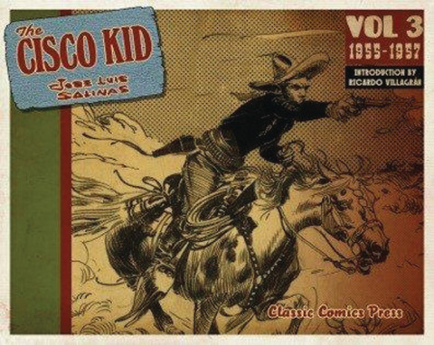 The Cisco Kid Vol. 3
