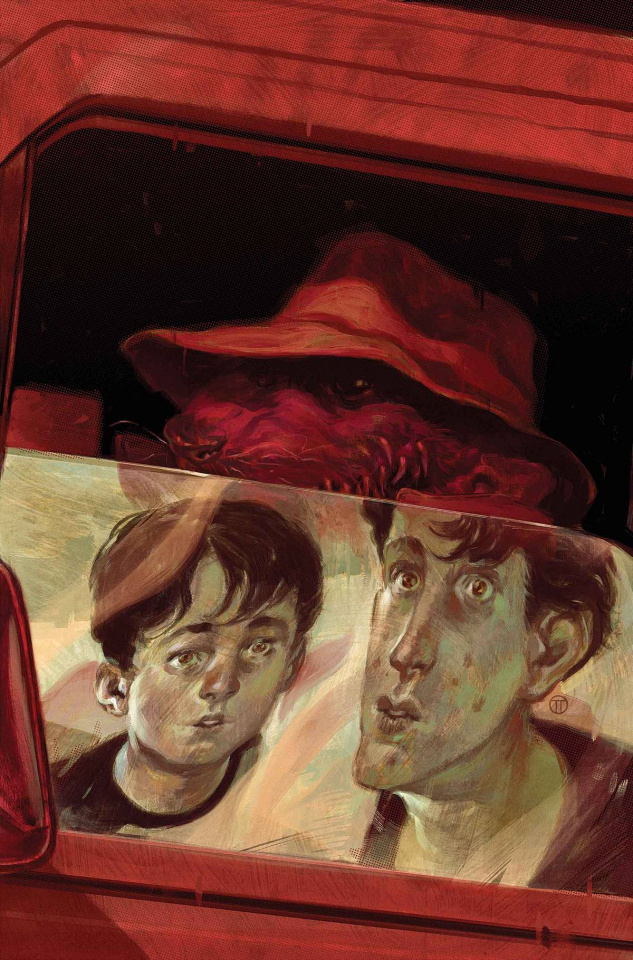 The Dark Tower: The Drawing of the Three - The Prisoner #2
