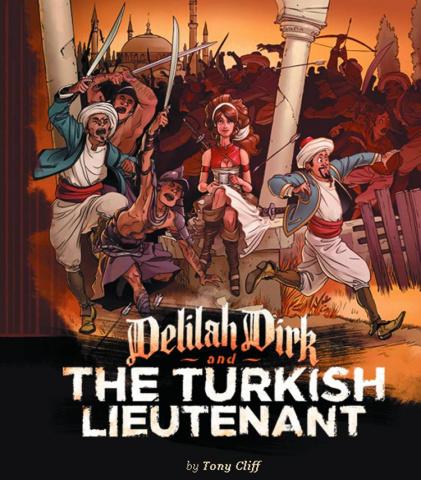 Delilah Dirk & The Turkish Lieutenant