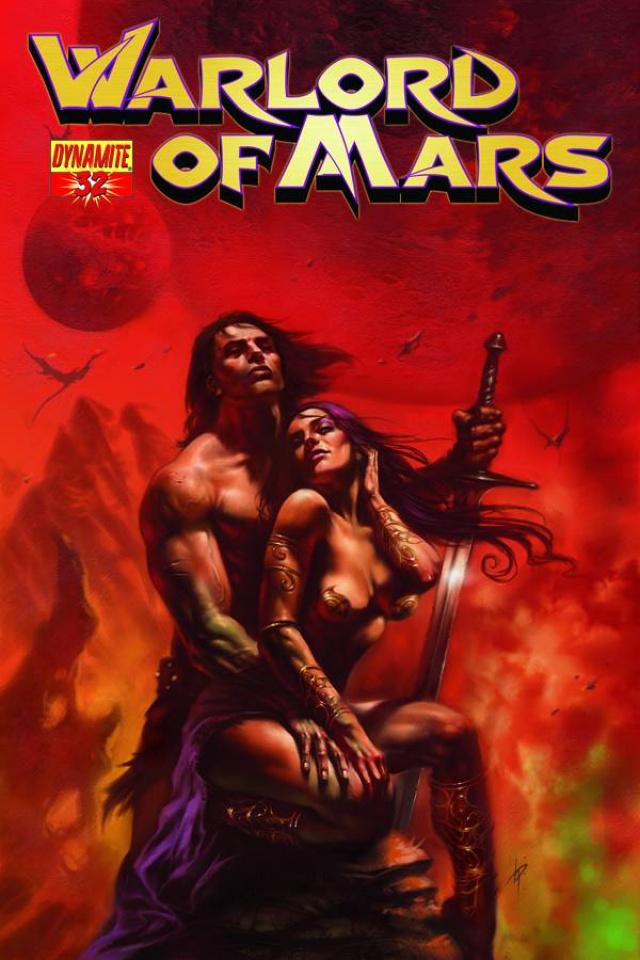 Warlord of Mars #32