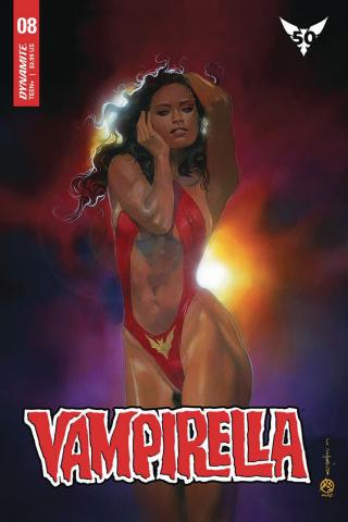Vampirella #8 (Beachum Cover)