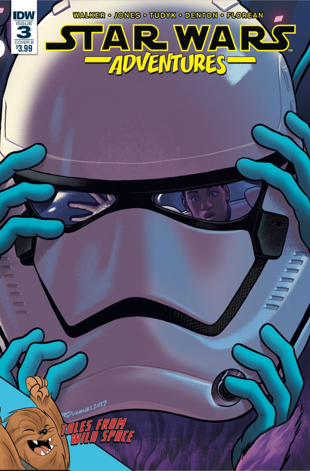 Star Wars Adventures #3 (Quinones Cover)