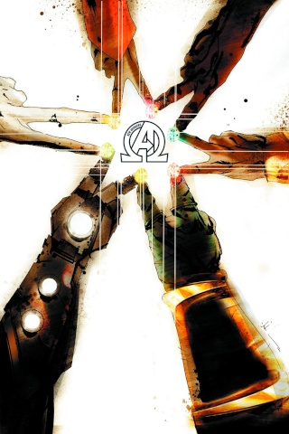 New Avengers #2 (2nd Printing)