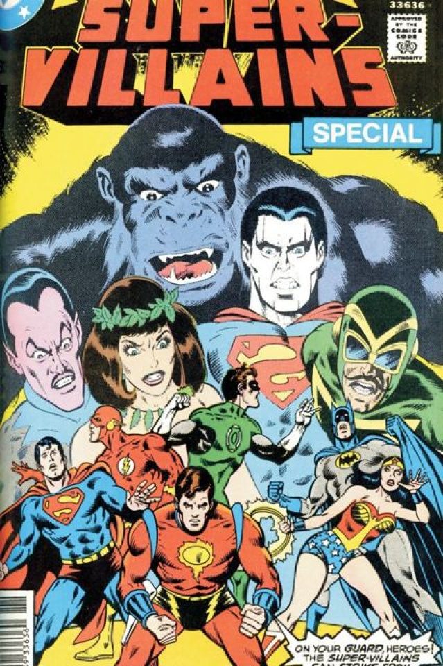 The Secret Society of Super Villains Vol. 2