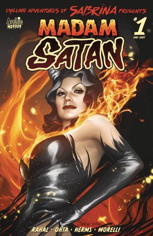 Madame Satan #1 (Ohta Cover)