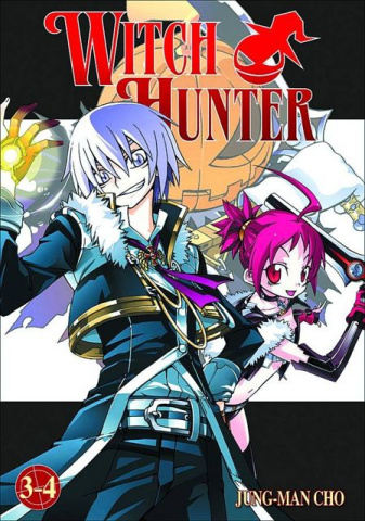 Witch Hunter Books 3-4