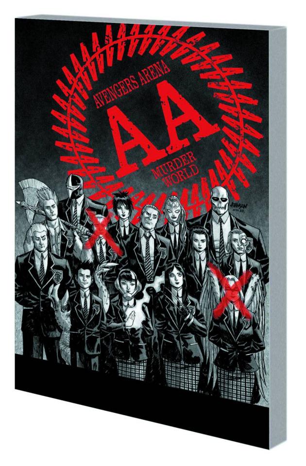 Avengers Arena Vol. 1: Kill or Die