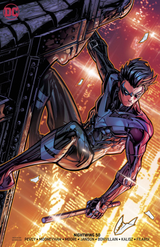 Nightwing #50 (Variant Cover)