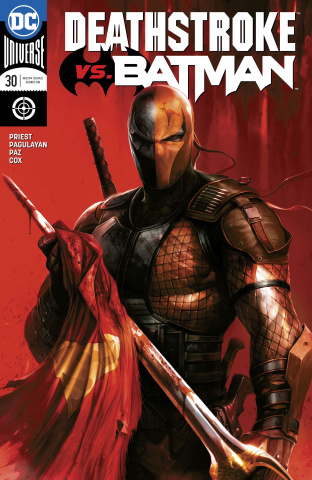 Deathstroke #30 (Variant Cover)