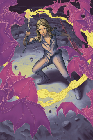 Buffy the Vampire Slayer, Season 11 #9