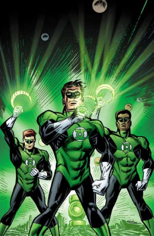 DC Retroactive: Green Lantern - The '80s #1