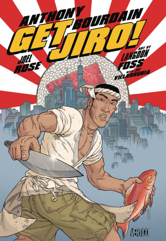 Get Jiro! Blood and Sushi