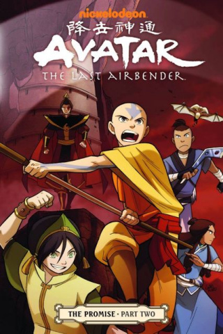 Avatar: The Last Airbender Vol. 2: The Promise, Part 2