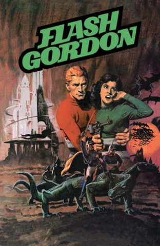 The Flash Gordon Comic Book Archives Vol. 4