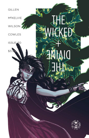 The Wicked + The Divine #30 (McKelvie & Wilson Cover)