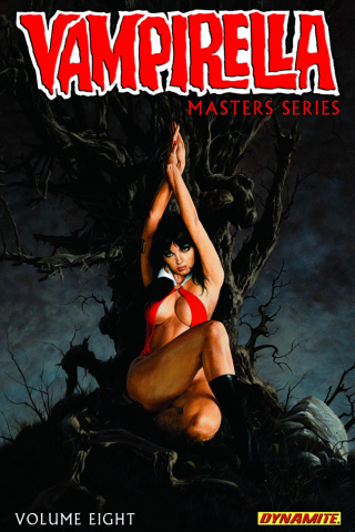 Vampirella Masters Series Vol. 8: Mike Carey & More