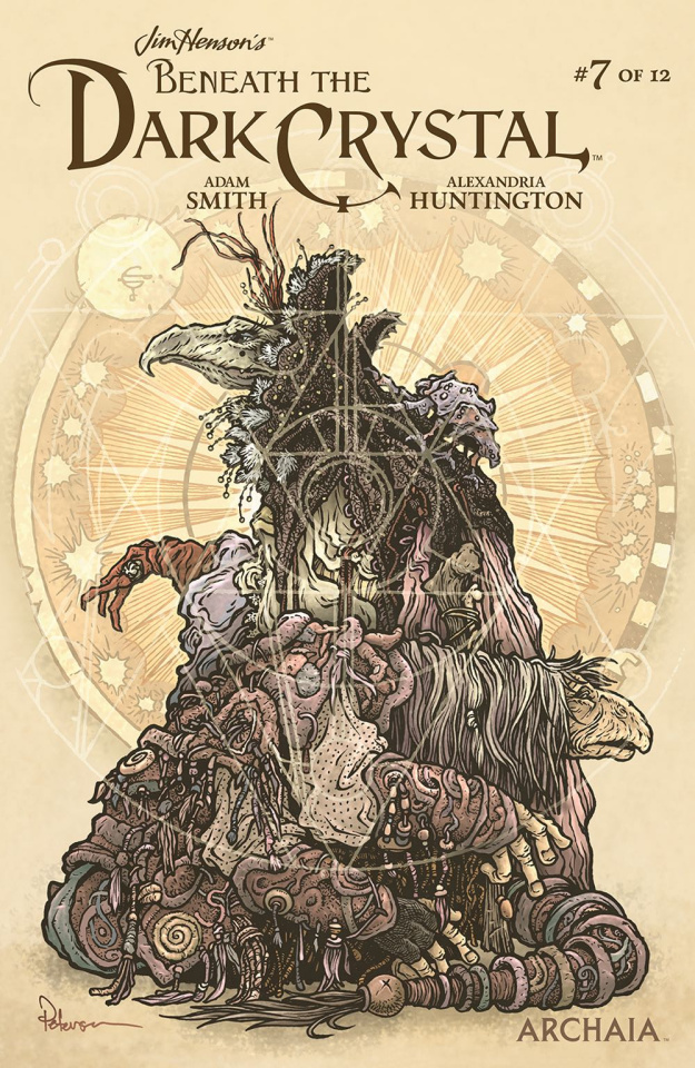 Beneath the Dark Crystal #7 (Petersen Cover)