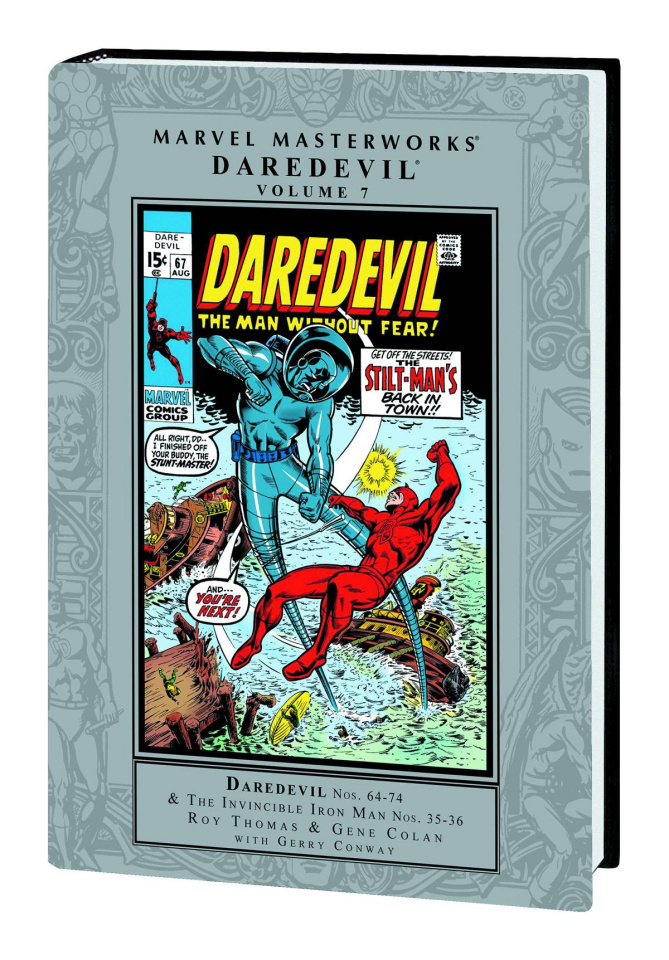 Daredevil Vol. 7 (Marvel Masterworks)