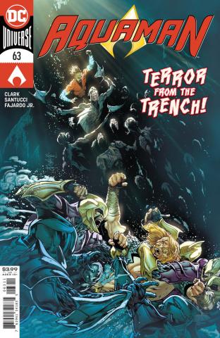 Aquaman #63 (Robson Rocha Cover)