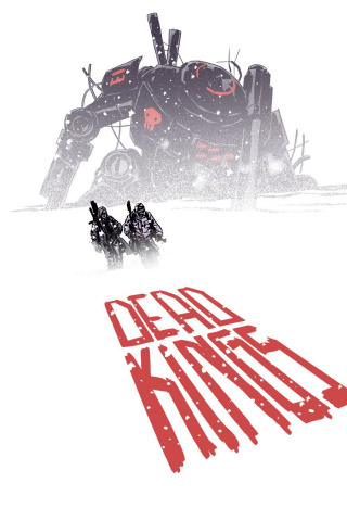 Dead Kings #1 (Dow Smith Cover)