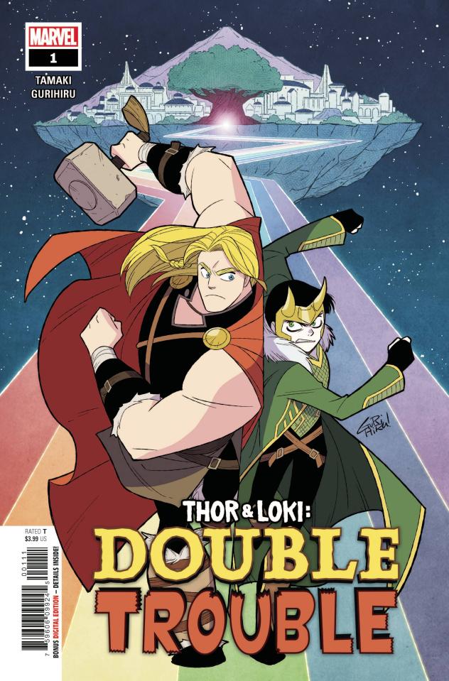 Thor and Loki: Double Trouble #1