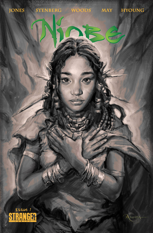Niobe: She is Life #1 (5 Copy Nam Cover)