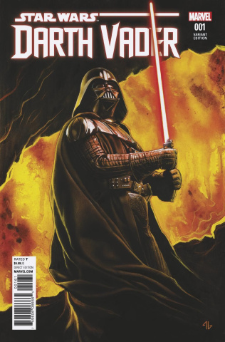 Star Wars: Darth Vader #1 (Granov Cover)