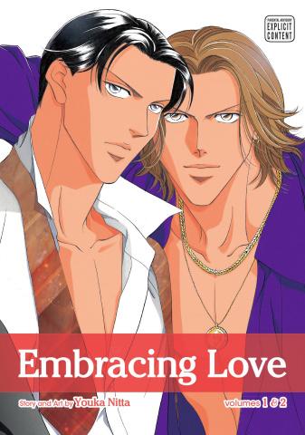 Embracing Love Vols. 1 & 2