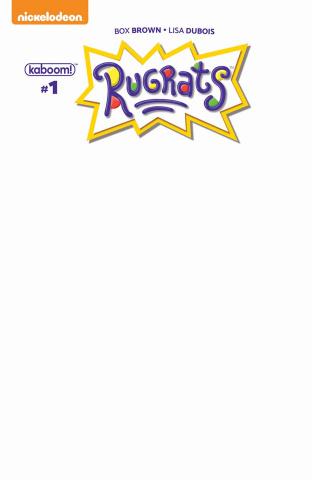 Rugrats #1 (Sketch Cover)