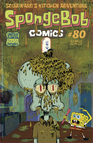 Spongebob Comics #80