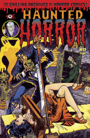 Haunted Horror #11