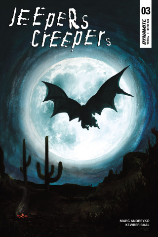 Jeepers Creepers #3 (Baal Cover)