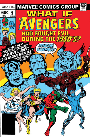 What If the Avengers Fought Evil During the 1950s? #1 (True Believers)