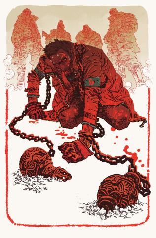 Namesake #1 (10 Copy Trakhanov Cover)