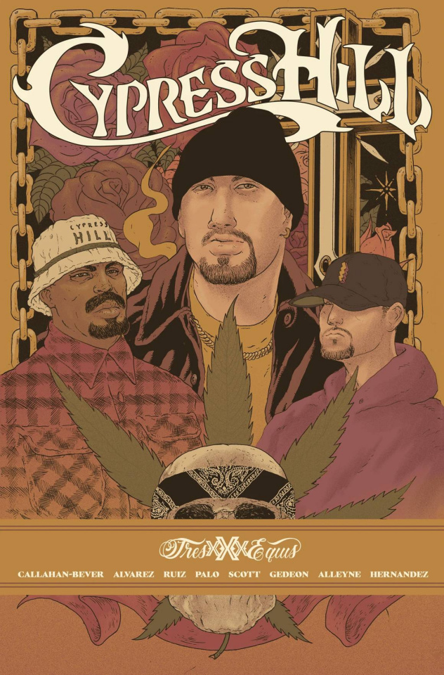Cypress Hill: Tres Equis (English Edition)