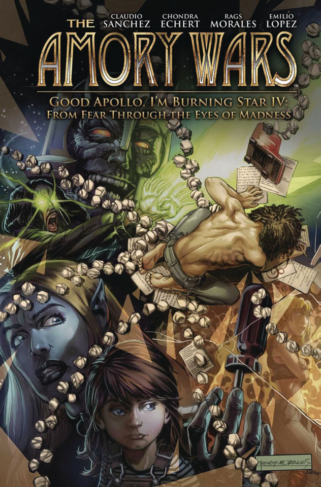 The Amory Wars: Good Apollo, I'm Burning Star IV (Ultimate Edition)