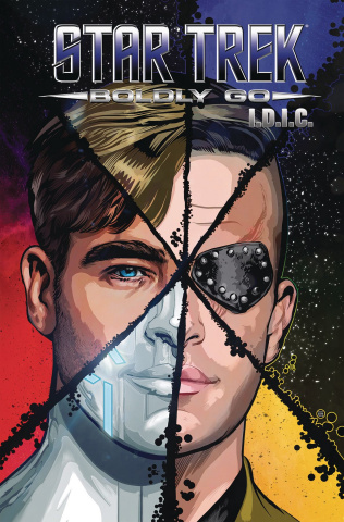 Star Trek: Boldly Go Vol. 3