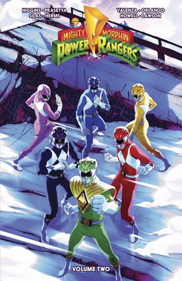 Mighty Morphin' Power Rangers Vol. 2