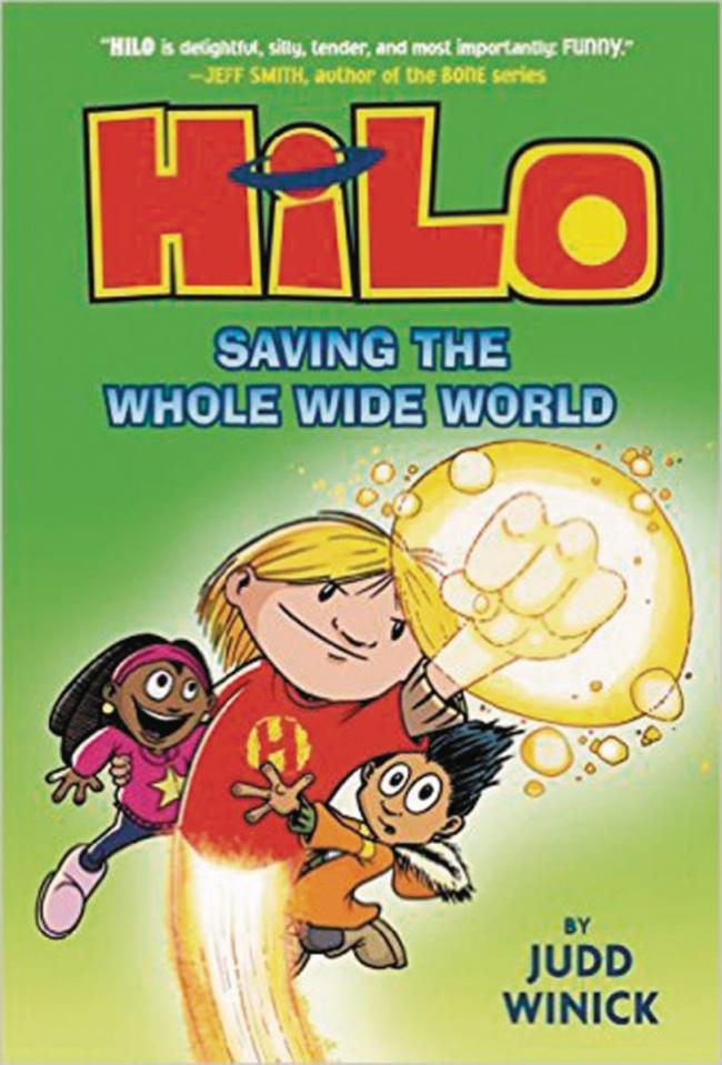 HiLo Vol. 2: Saving the Whole Wide World