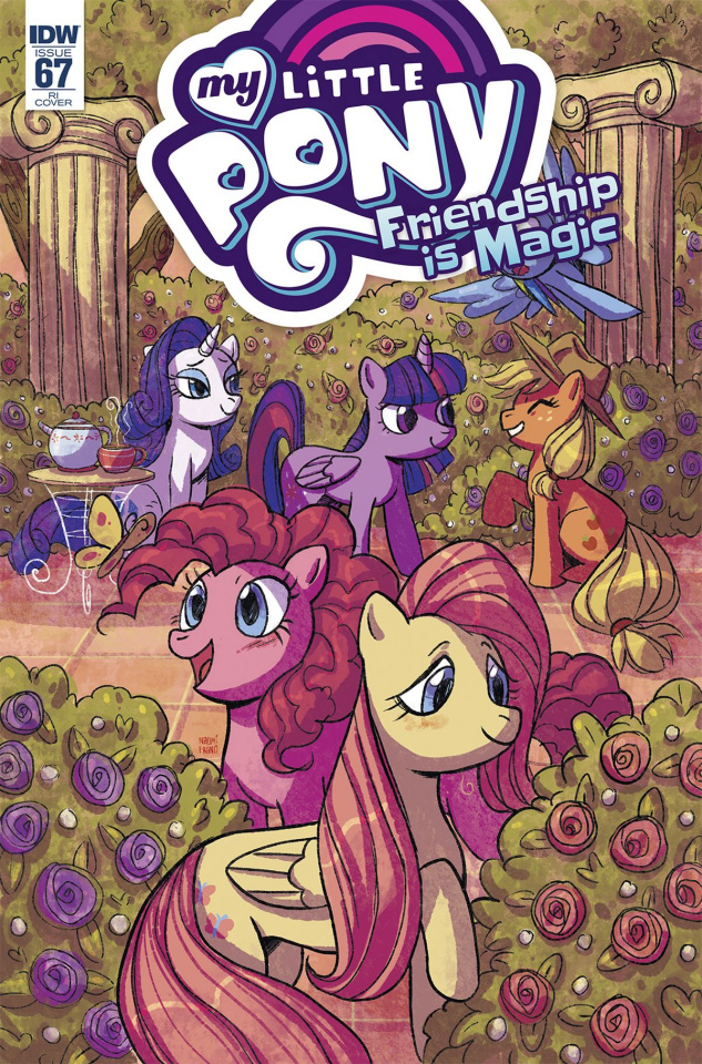 My Little Pony: Friendship Is Magic #67 (10 Copy Cover)